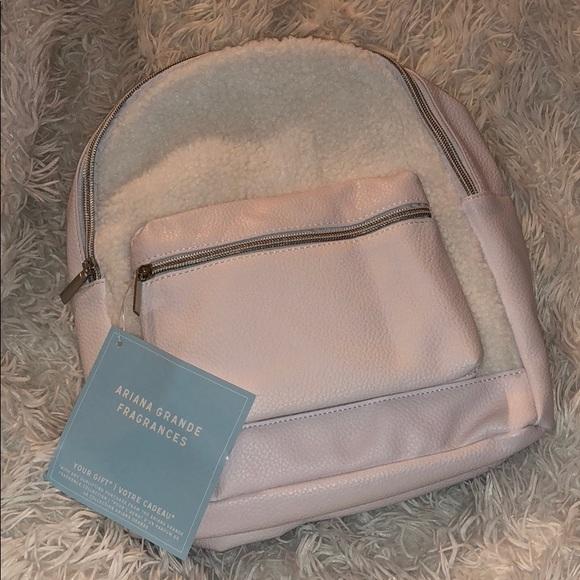 Ariana Grande Bags Cloud Backpack Poshmark
